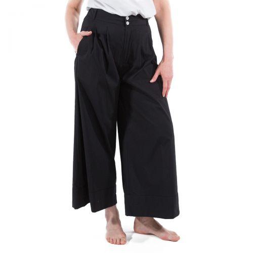 Myths Pantaloni Donna Nero 21D0367