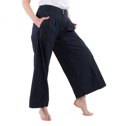 Myths Pantaloni Donna Blu 21D0367
