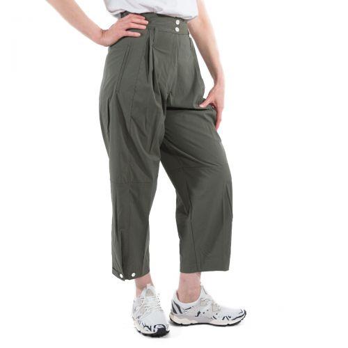 Myths Pantaloni Donna Verde 21SD1167