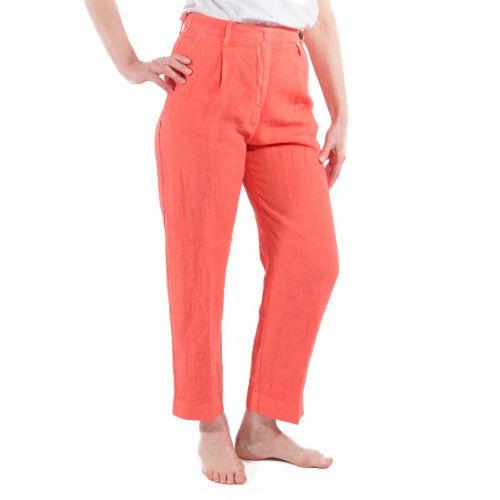 Myths Pantaloni Donna Corallo 21D09275