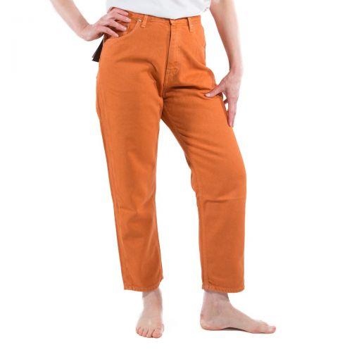 Haikure Jeans Donna Arancio HEW03129