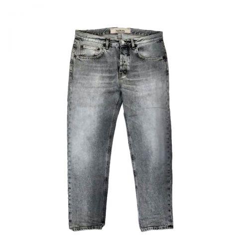 Haikure Jeans Uomo Grigio HEM03103DF066