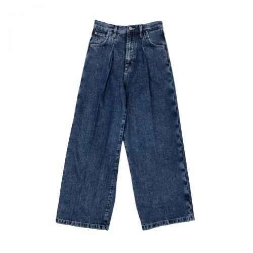 Haikure Jeans Donna Blu HEW03230DF089L0565