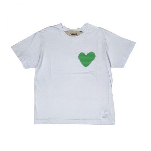 Haikure T-shirt Donna Bianco HEW54061TJ040