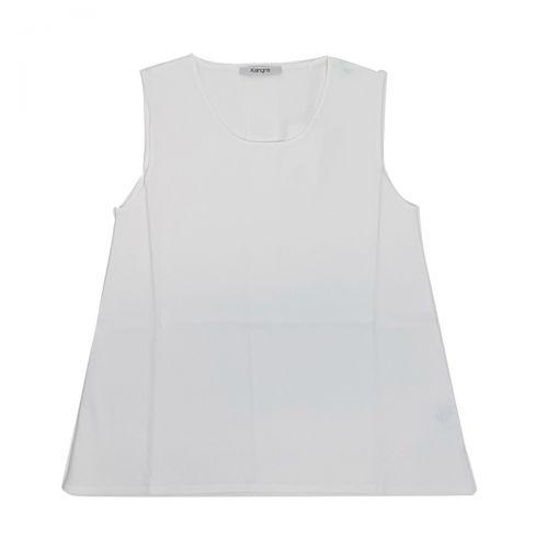 Kangra T-shirt Donna Bianco 296030