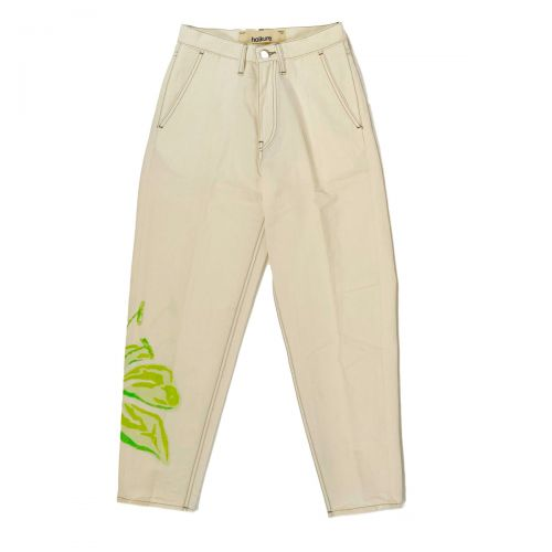 Haikure Pantaloni Donna Latte HEW3262GF036