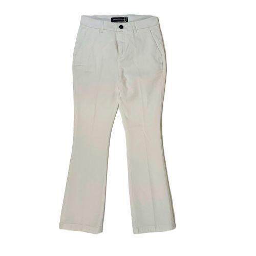 Department 5 Pantaloni Donna Bianco DP00561TS0001