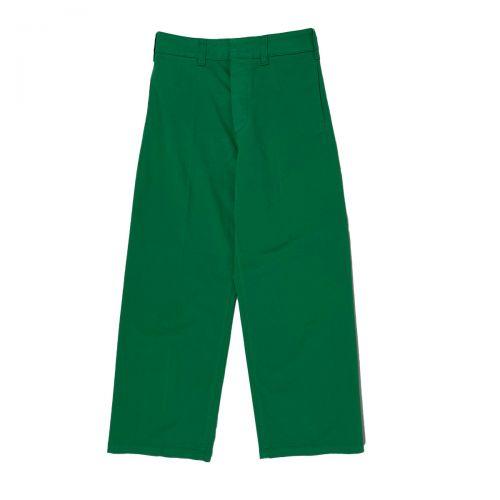 Department 5 Pantaloni Donna Verde DP0511TS0001