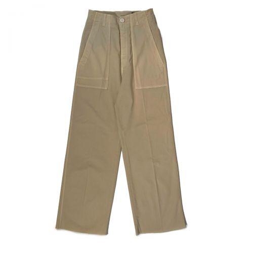Department 5 Pantaloni Donna Avorio D20P68T2001