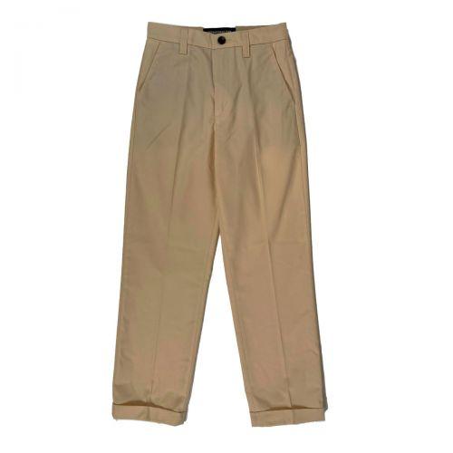 Department 5 Pantaloni Donna Avorio D20P54F2031