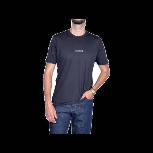 C.p. Company T-shirt Uomo Nero TS213A6011W