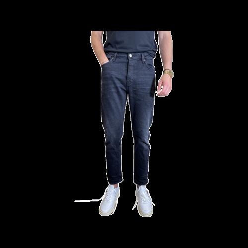 Haikure Jeans Uomo Nero 3164DS060