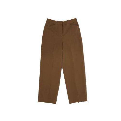 Via Masini 80 Pantaloni Donna Cammello M620MA
