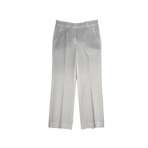 Via Masini 80 Pantaloni Donna Bianco M662MJ