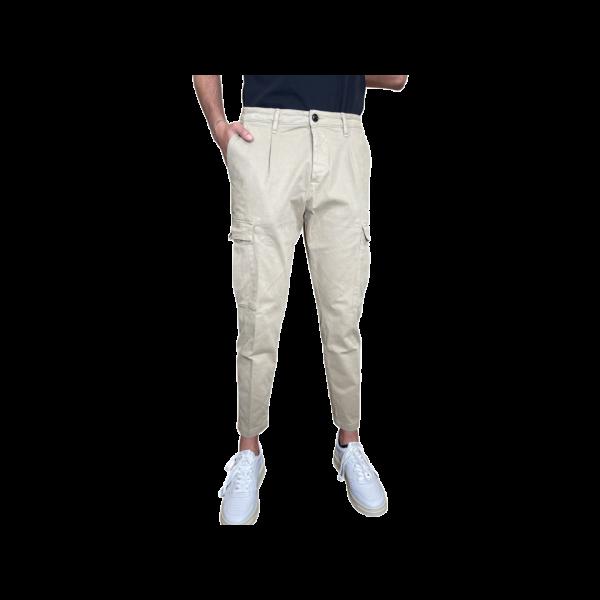 Haikure Pantaloni Uomo Sabbia HEM03205GS192